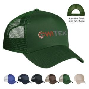 5 Panel Mesh Back Price Buster Cap - Transfer